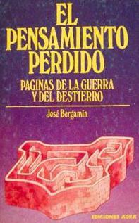 El Pensamiento Perdido - José Bergamín