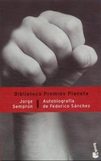 Autobiografía de Federico Sánchez - Jorge Semprún