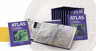 Atlas National Geographic - El Periódico