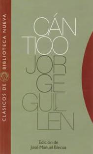 Cántico - Jorge Guillén