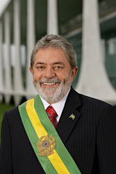 Luiz Inácio Lula.  1º.01.2003 a 1ª.01.2007