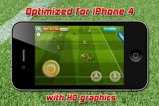 Real Soccer 2010 IPA Game Version 1.3.9