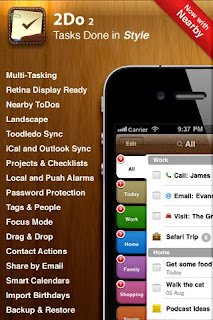 2Do Stunning ToDo List IPA App Version 2.2.1