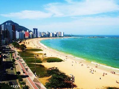 espirito santo praia ano novo