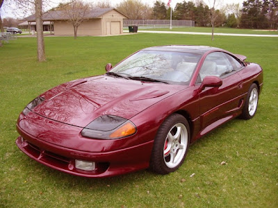 1996 Dodge Stealth R/T Turbo, 320 horsepower, $6875