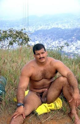 Bien Dotados Bigotes Gorditos Gruesos Guevote Hombres Peludos