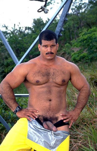Фото голых мужиков медведей 59328 фотография