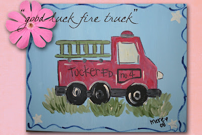 Thoughts about life / becoming more alive - Page 3 Good luck fire truck