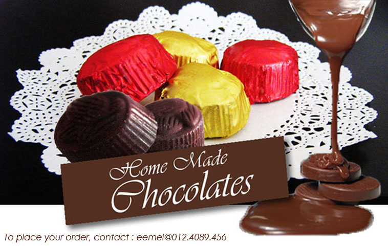 HomeMade Chocolates
