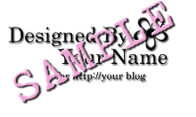 INDIVIDUAL WATERMARKS DESIGNED SPECIFICALLY FOR YOUR DT FROM SENTIMENTS 4 YOU