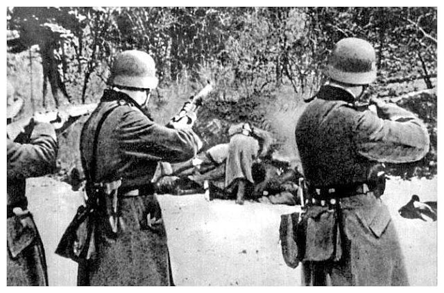 the events during the initial stages of the start of the poland invasion by germans in 1939 1 september search on this day by date front page  the times newspaper reports that when the air raid sirens in the capital first sounded at 0600 inhabitants reacted calmly and some even.