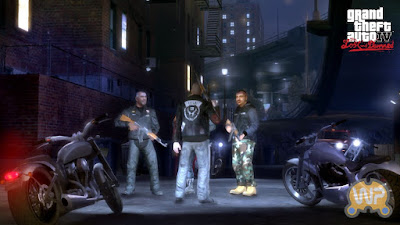 GTA IV Lost And Damned Screenshots at console price