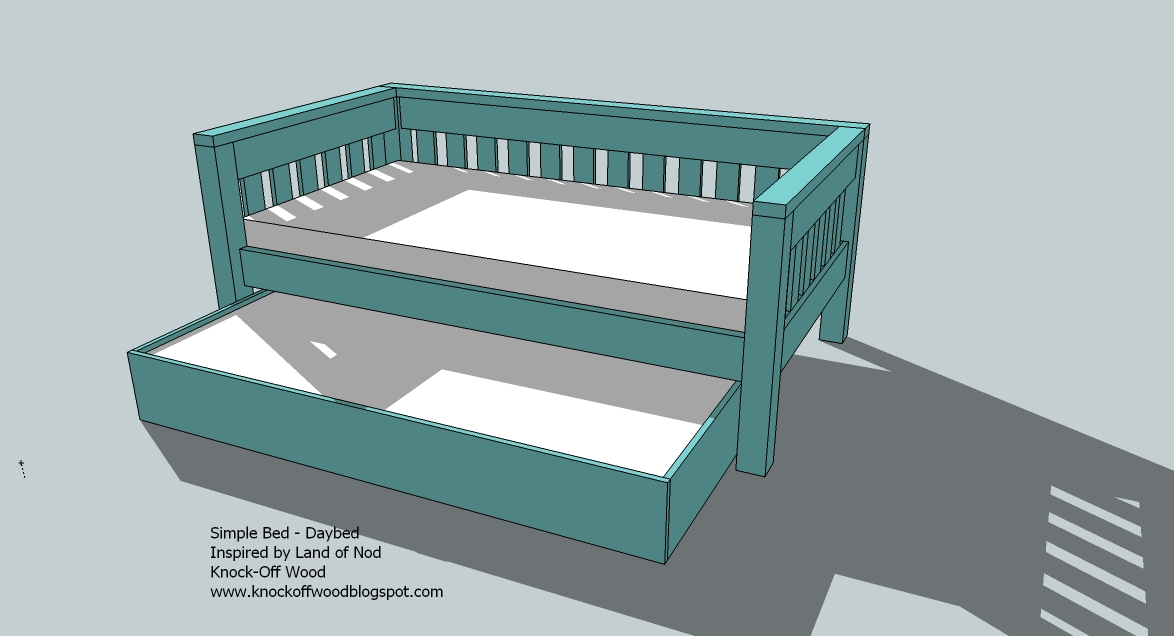Woodworking Plans Trundle Bed Woodworking Plans PDF Plans