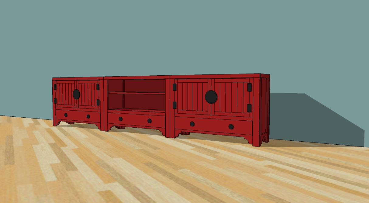 free woodworking plans cd cabinet | DIY Woodworking Projects