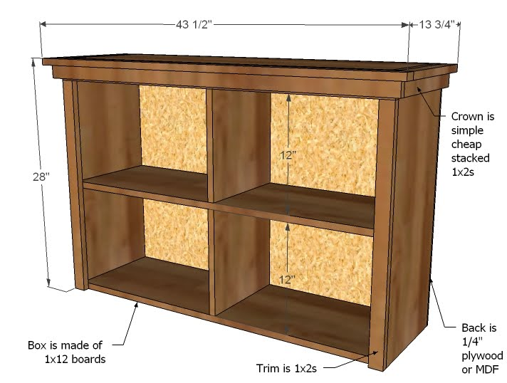 Pdf diy wood plans cubbies download wood plans bookcase for Diy hutch plans