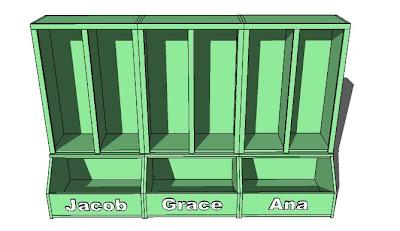 Wood Locker Plans PDF Woodworking