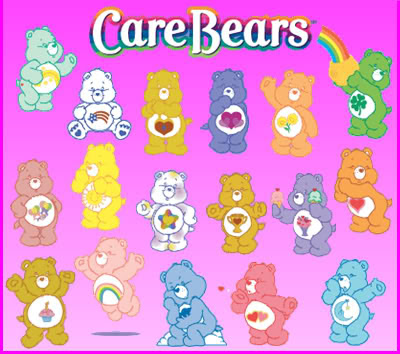 care bear wallpaper. Care Bear poster