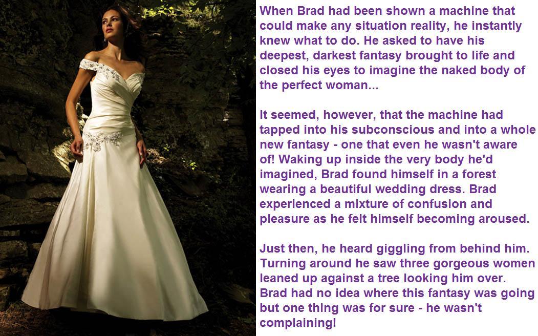 Brad's shocking fantasy