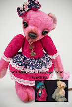 Milena - WA Teddy Bear Challenge 2010 Winner!!!