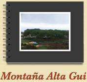 Montaña Alta de Guia a Moya
