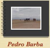 Caminata a Pedro Barba LA GRACIOSA