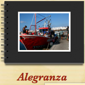 Caminata por la isla de Alegranza