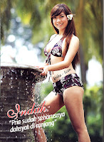 FHM Girls Indah