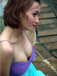indonesian model, lingerie model