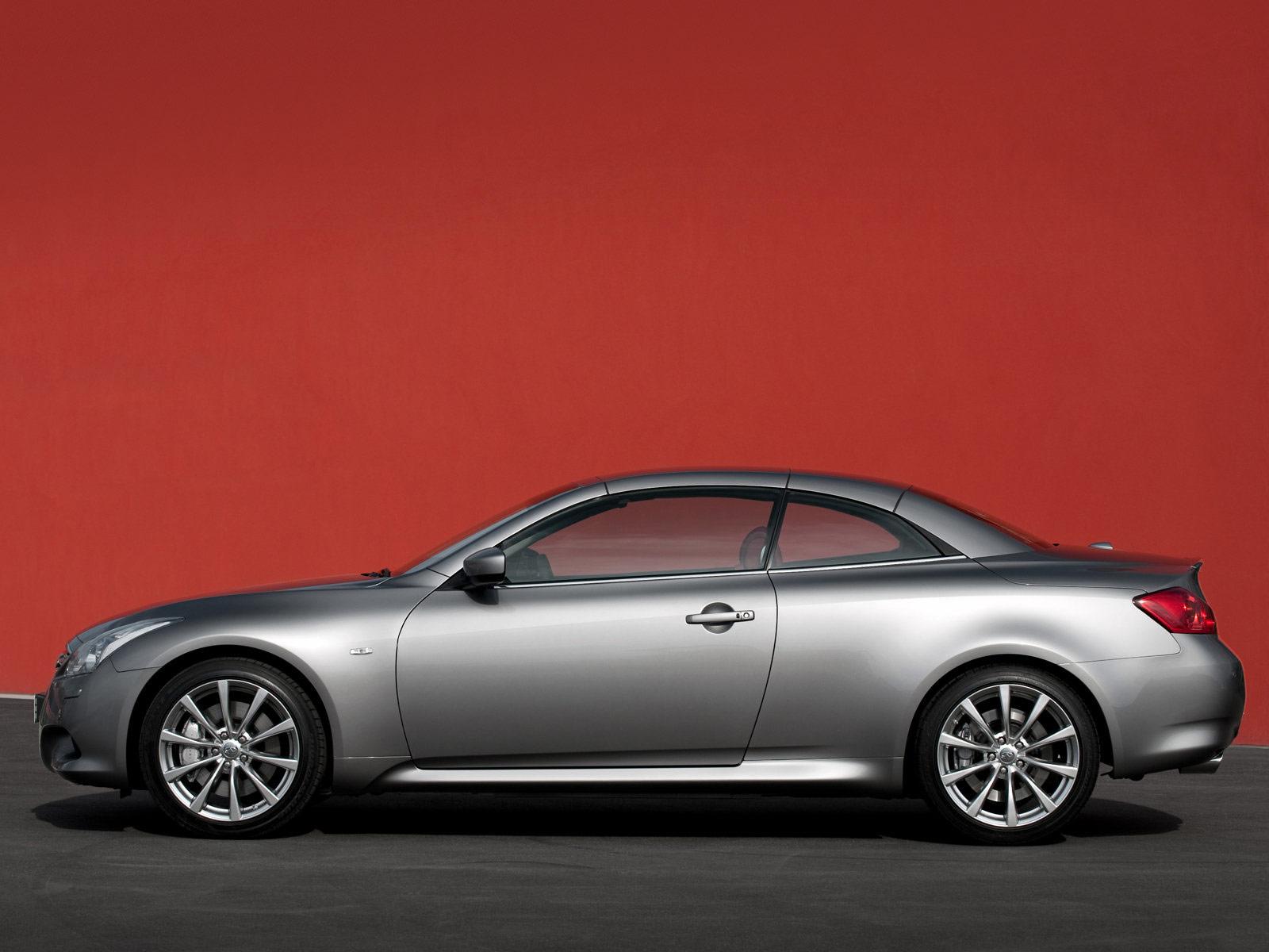 2009 infiniti g37 convertible car pictures. Black Bedroom Furniture Sets. Home Design Ideas