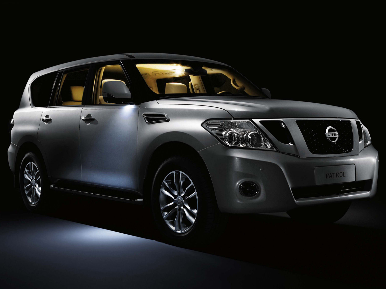 Nissan Patrol Cars Picture