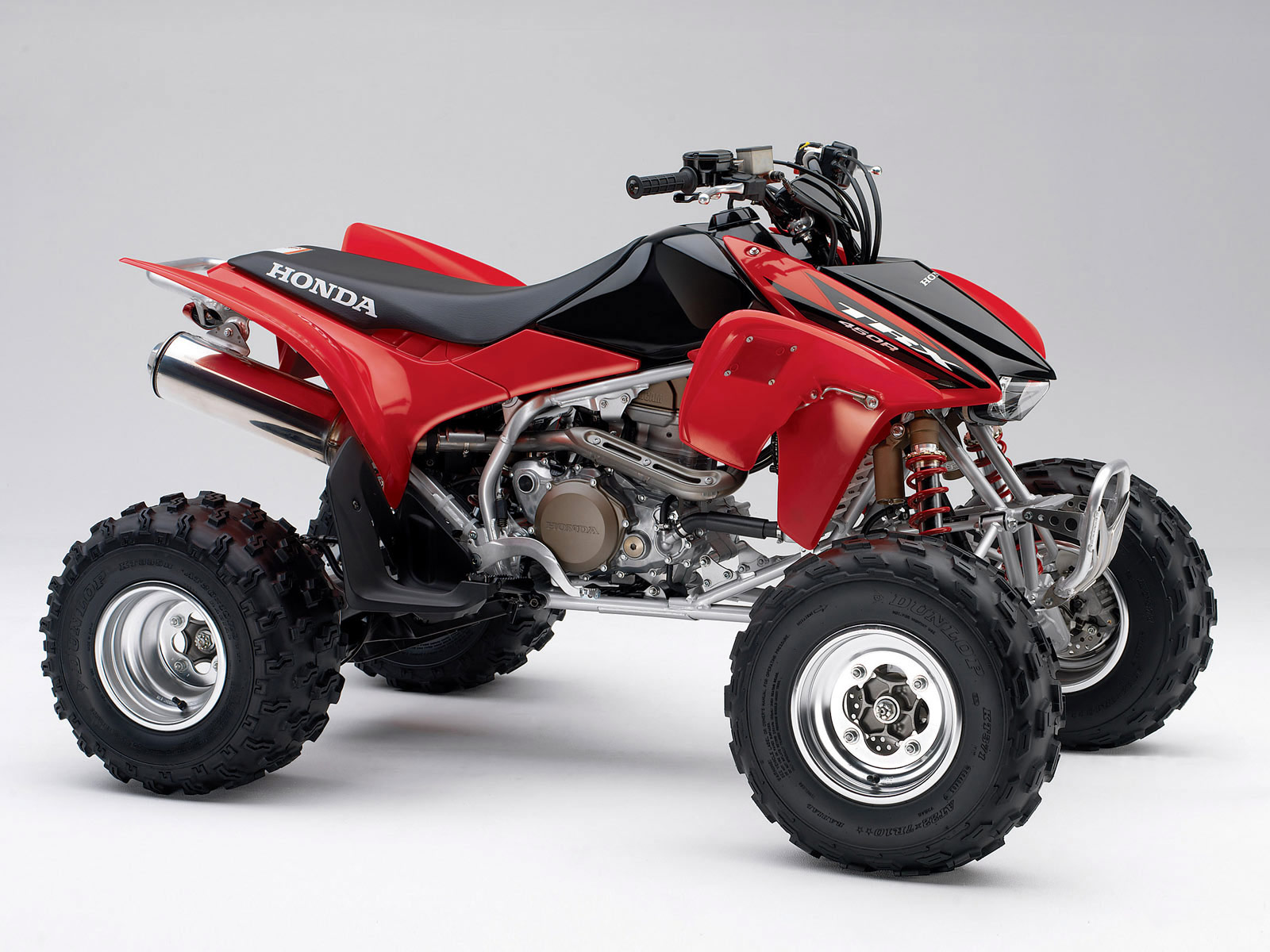 Honda Four Wheelers For Sale >> 2006 HONDA TRX450R ATV pictures, features