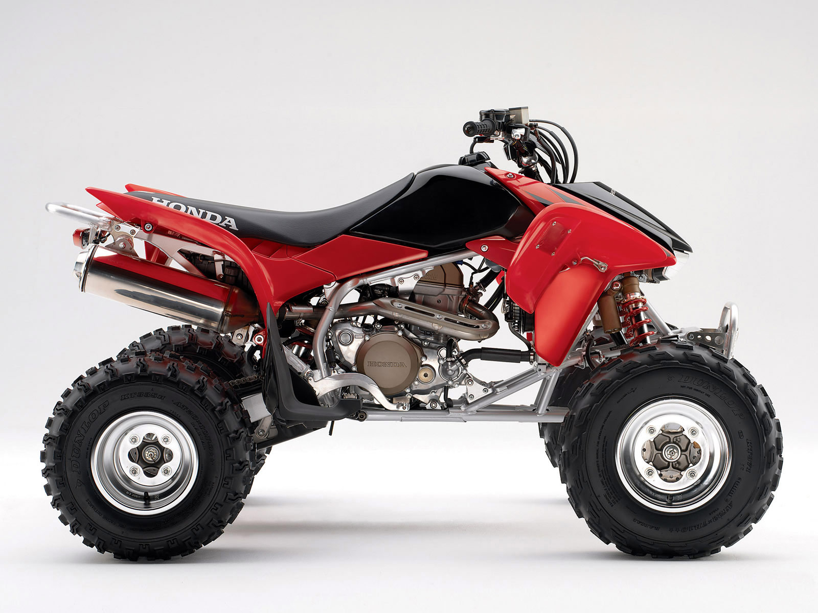 2006 Honda Trx 450 R Atv Wallpaper