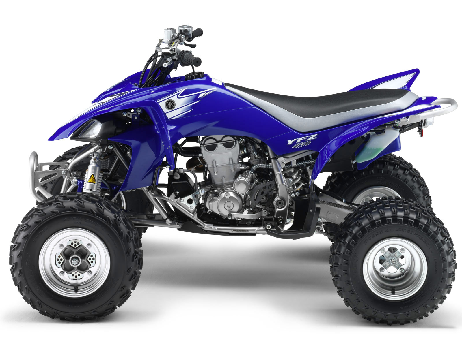 2007 YAMAHA YFZ 450 pictures | specs | accident lawyers info