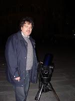 Io al telescopio