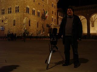 Piazza della Signoria, Firenze - 4 aprile 2009