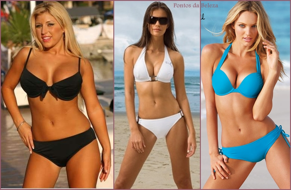 Beauty Points: Right bikini for your body!