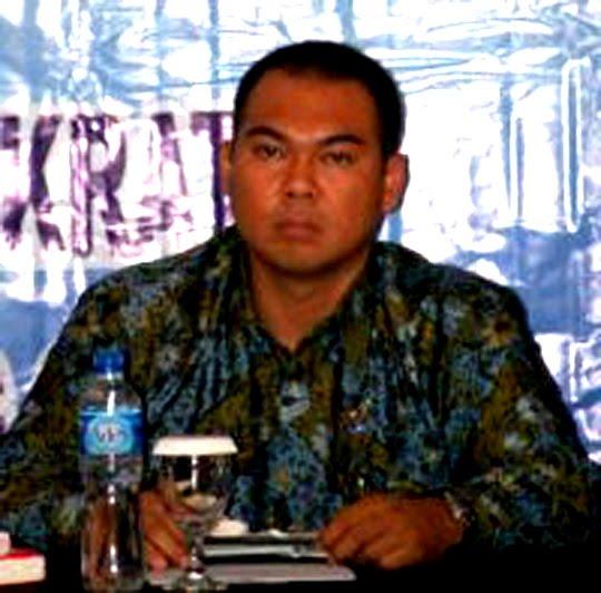 Calon Bupati Lampung Selatan, Rycko Menoza