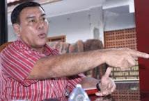 Gubernur Polisi di Lampung Sjachroedin
