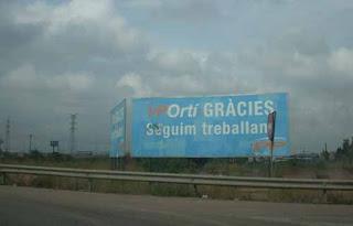 El Partido popular gana las elecciones generales del 2008 en Xirivella