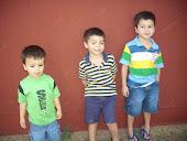 Precious Grandsons