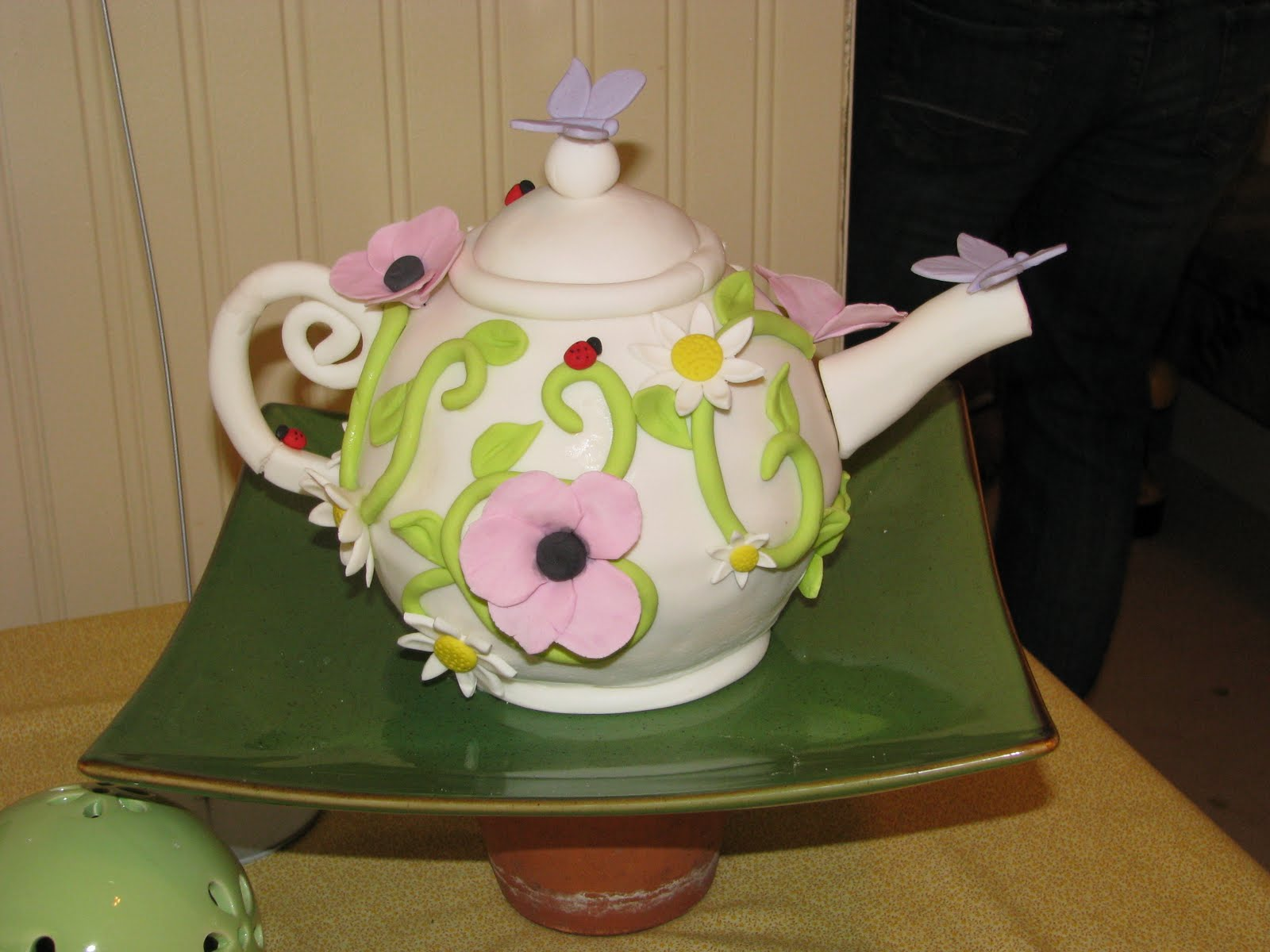 Garden Tea Party Baby Shower