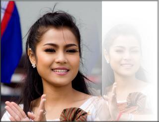 Cambodian girl,Khmer girl, Neary Khmer