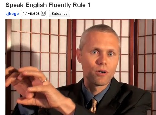 how to learn to speak english very fast