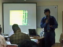 Ikang Fawzi Menjadi Dosen Tamu di Pasca Sarjana FT-UI (Fakultas Teknik Universitas Indonesia)