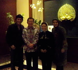 Walikota Bandung Dada Rosada, Ikang Fawzi & Marissa Haque