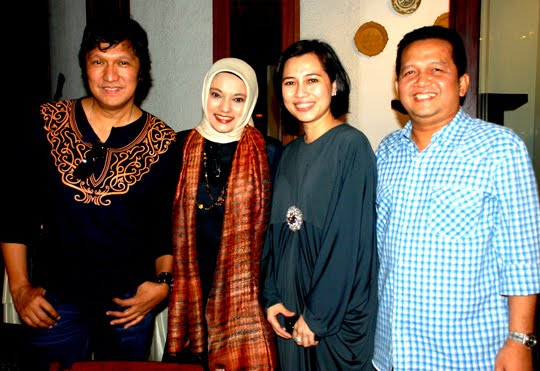 Kenangan Hari Raya Idul Fitri 2009 di Rumah Mantan Ketum PAN