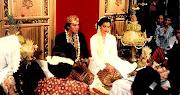 Pernikahan Resmi Ikang Fawzi & Marissa Haque pada 12 April 1987 di Rumah Orang Tua Marissa Haque di