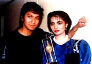 Foto dengan Piala Citra FFI 1985 Karya Ratna Djuwita (Sahabat Ikang & Icha) Pikiran Rakyat, Bandung