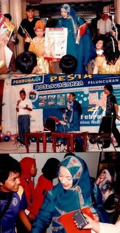 Buku Karya ke 2 Marissa Haque Berjudul Bahasa Kasih, Penerbit PT Rosda Karya