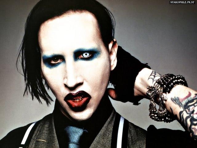 marilyn manson no makeup 2010. Marilyn Manson No Makeup,